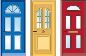 Cliparts zone . Door clipart main door