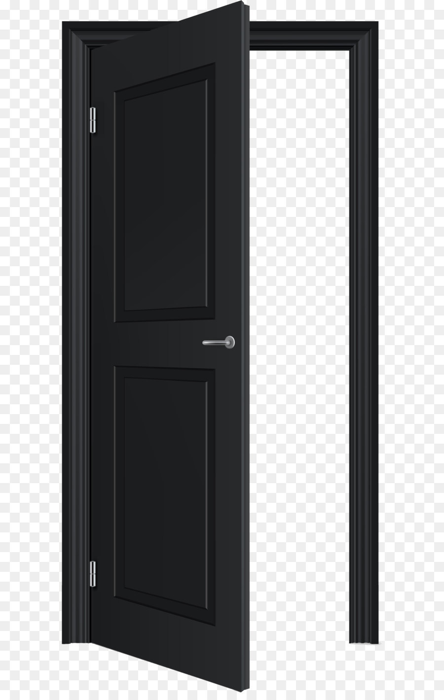 Door clipart slightly open door. Clip art png