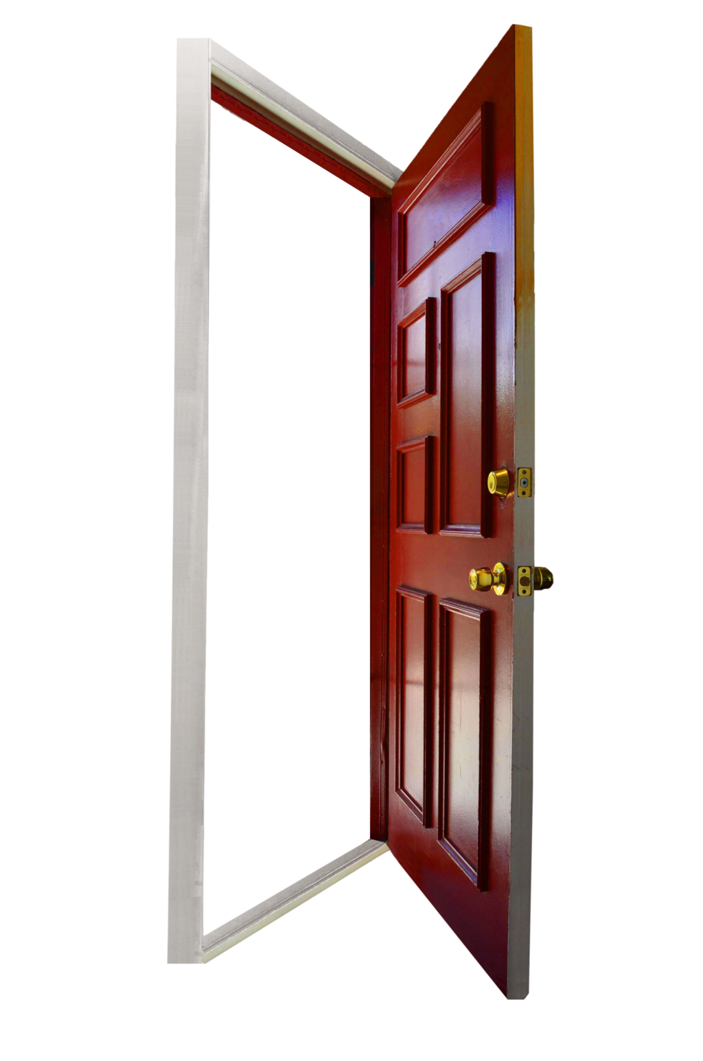 Png images open. Door clipart wood door