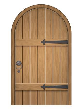 Portal . Door clipart wood door