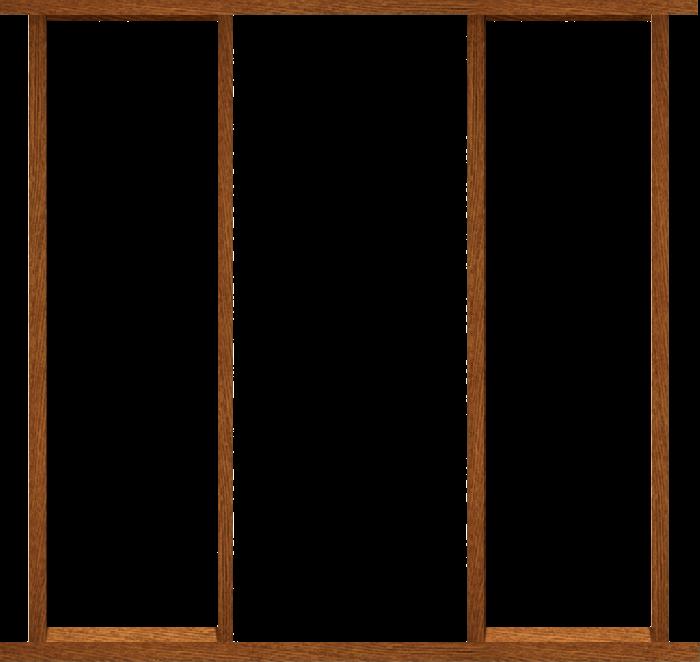 Door frame png. External hardwood effect sidelight