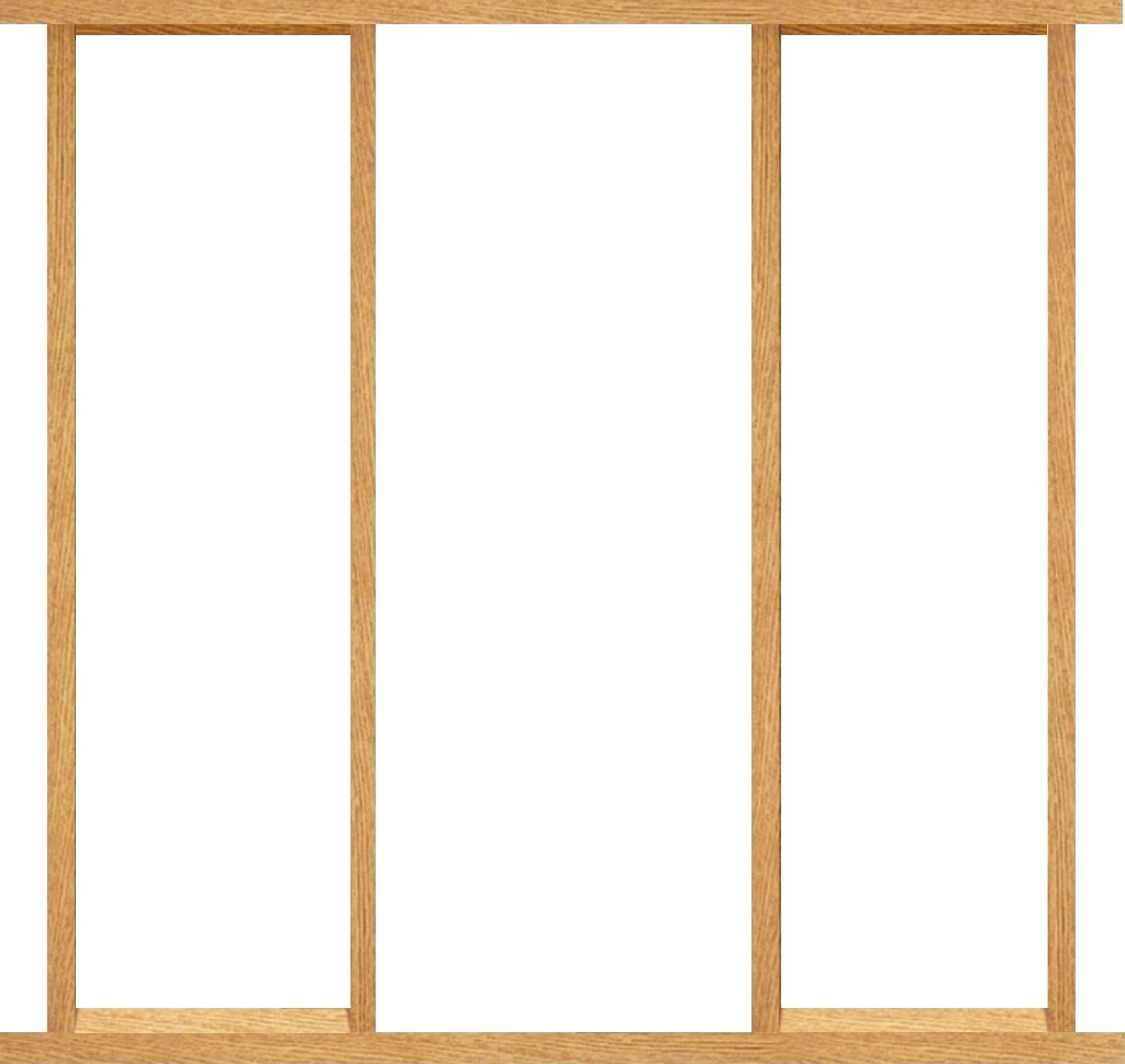 Door frame png.  inch oak effect
