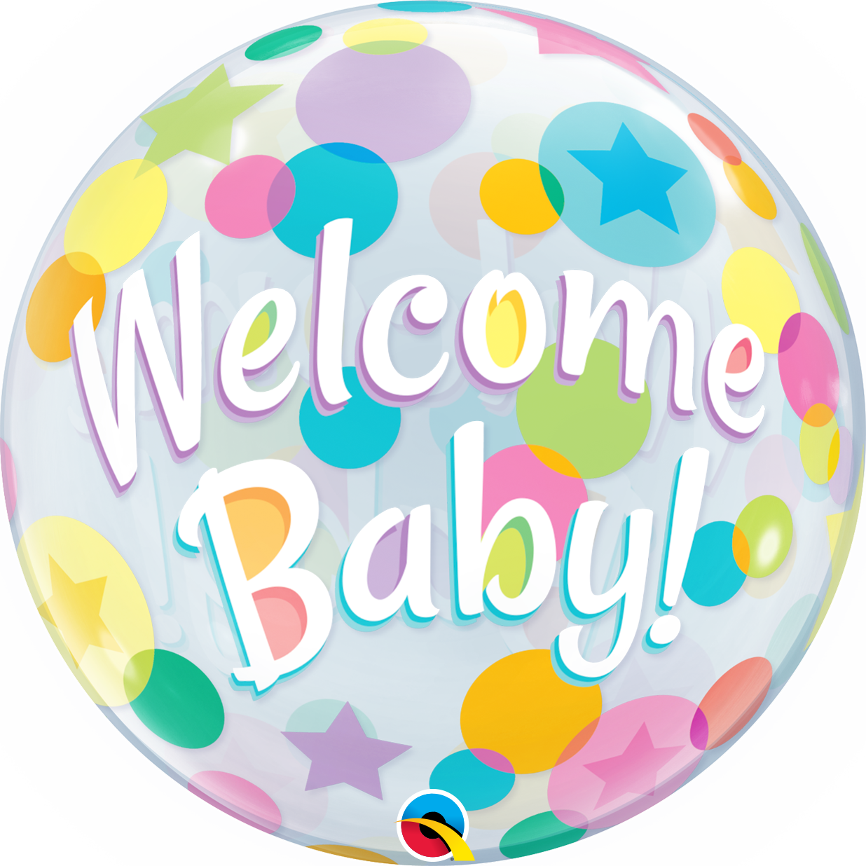 Welcome baby bubble wham. Dory clipart balloon