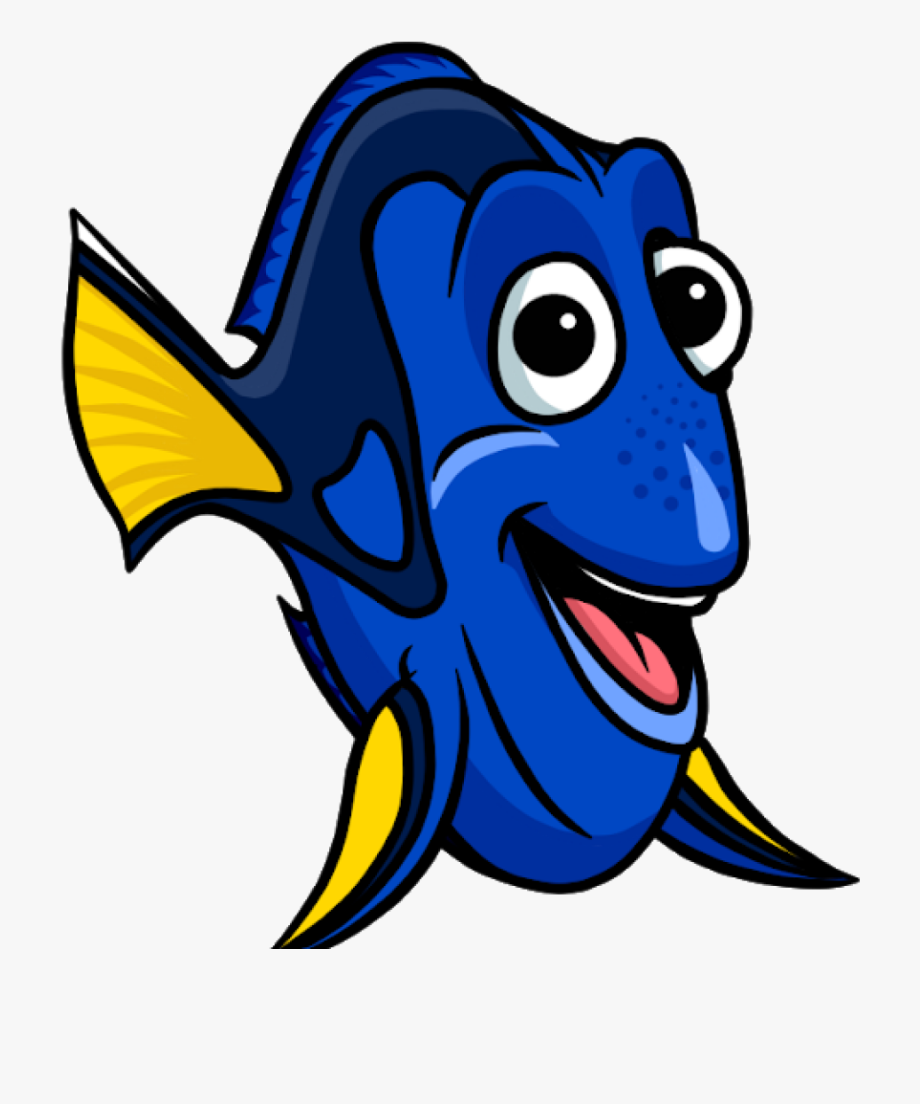 Nemo and at getdrawings. Dory clipart cartoon baby