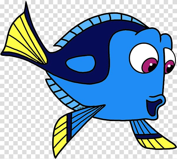 Dory clipart clear background. Marlin nemo mr ray