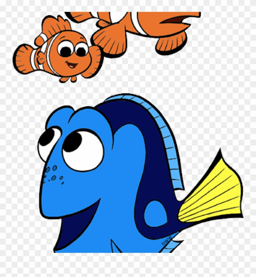 Collection of free download. Dory clipart cute