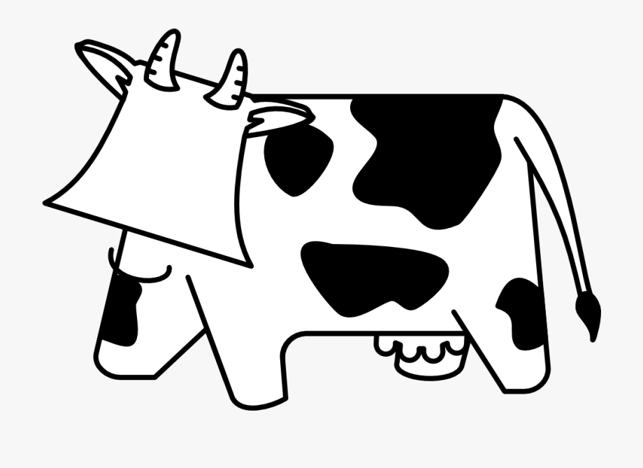 Dory clipart cute. Svg cow black and