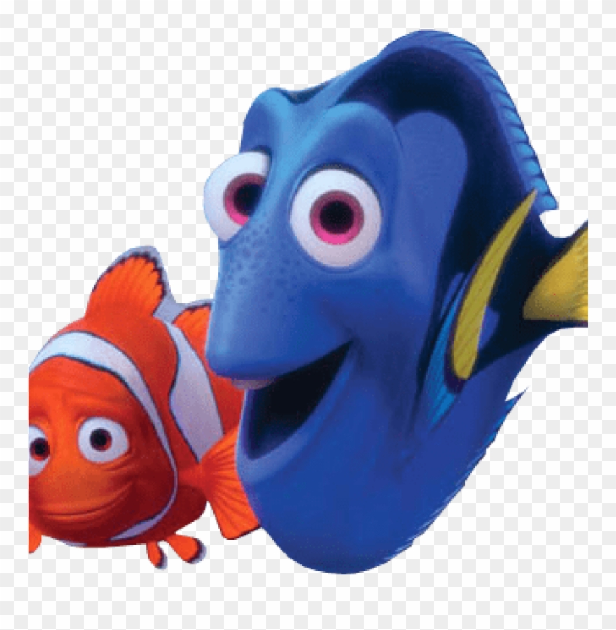Nemo and png download. Dory clipart fish fin