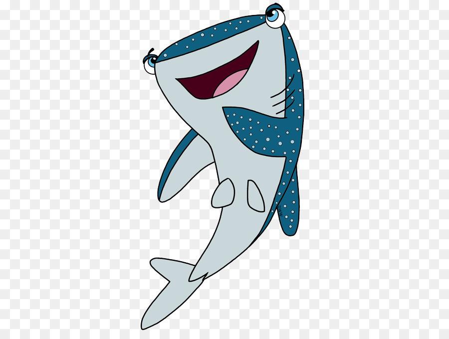 Shark background dolphin design. Dory clipart fish fin