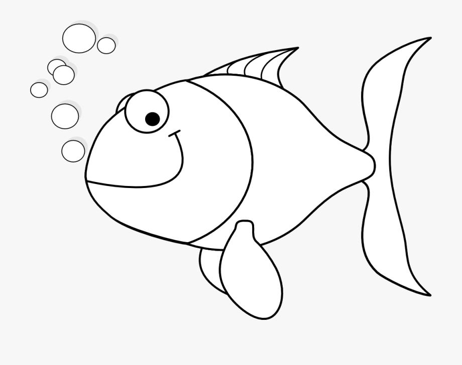 Dory clipart happy fish. Machovka black white line
