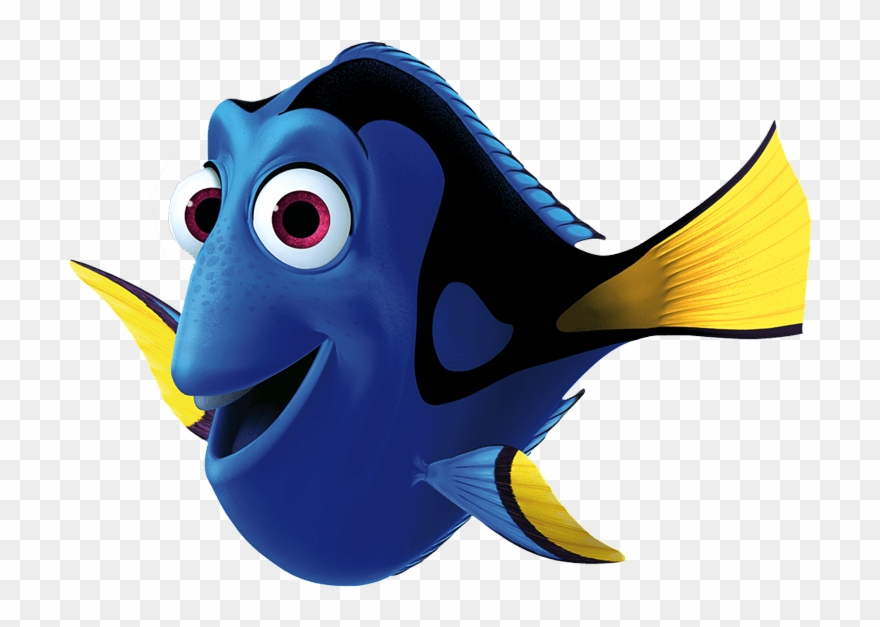 Dory clipart jenny. From finding nemo charlie