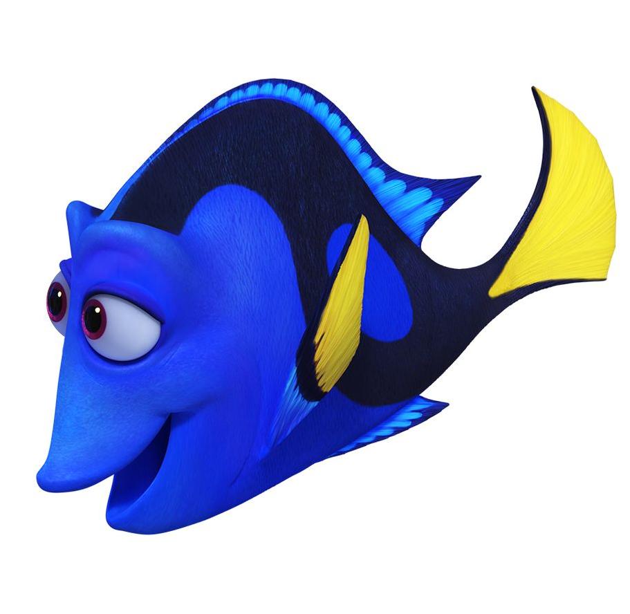 Finding nemo disney underwater. Dory clipart jenny