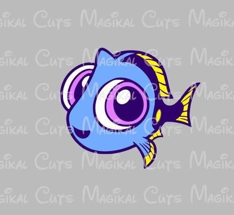 Dory clipart jpeg. Baby svg studio eps