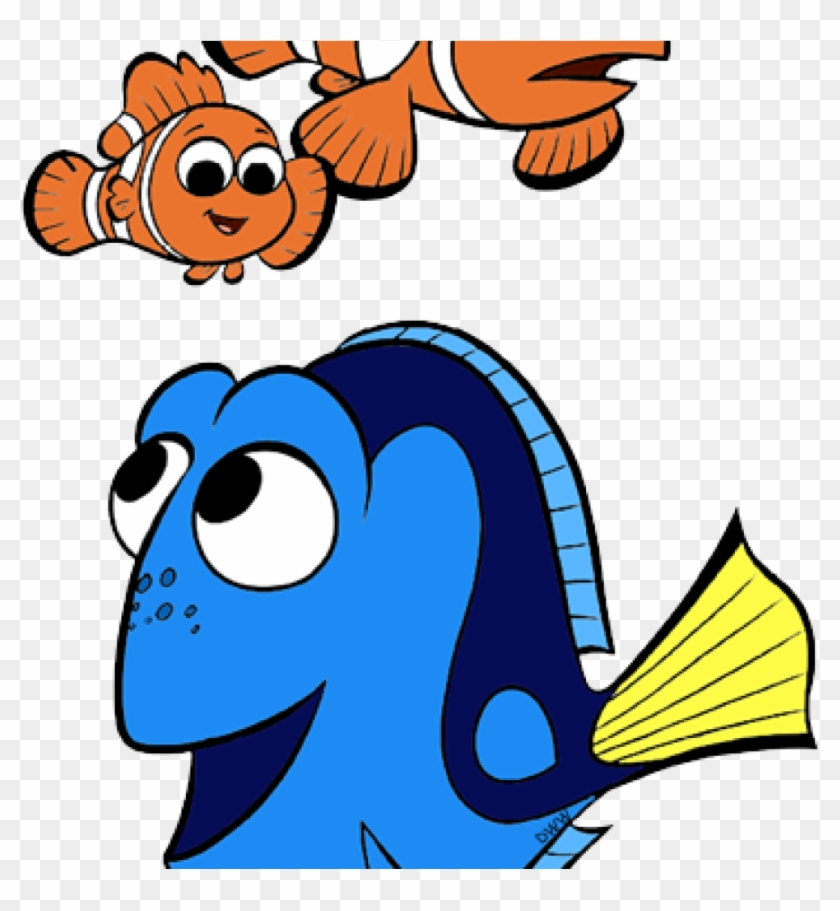 Finding at getdrawings free. Dory clipart nemo friend