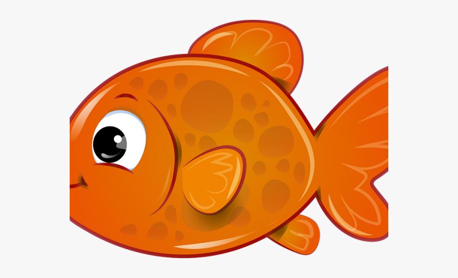 Goldfish clipart sea fish. Dory orange clip art