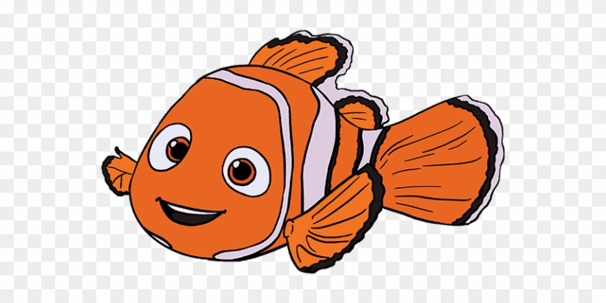Dory clipart puffer fish. Drawn fishing nemo and