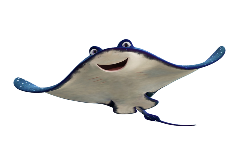 Download free png finding. Dory clipart stingray