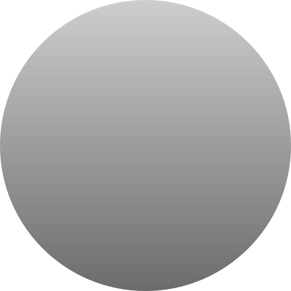 Grey . Dot clipart black and white