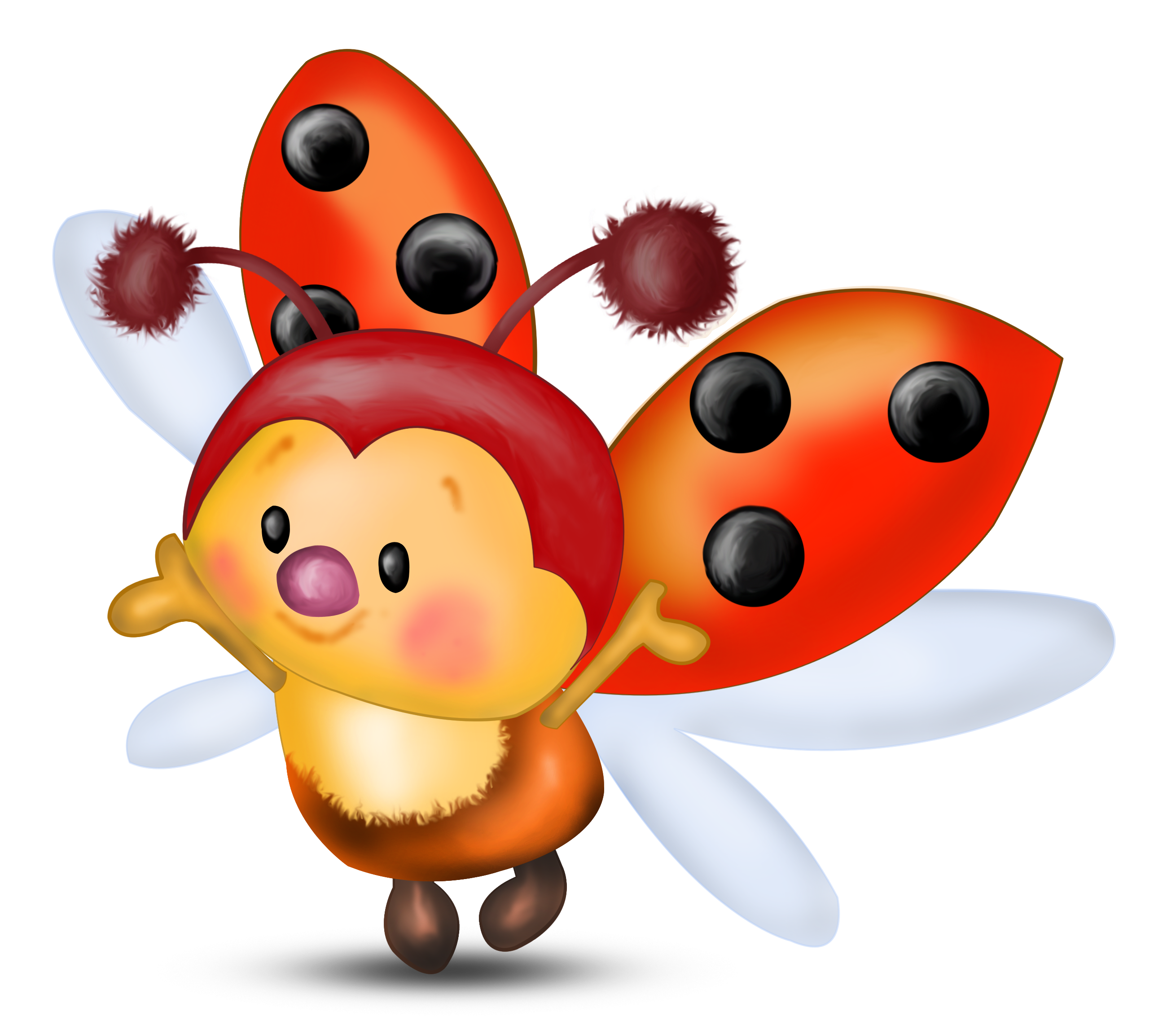 Ladybugs gifok net pinterest. Short clipart lovebug