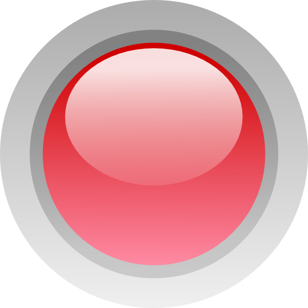 Dot clipart blinking red. Led circle clip art