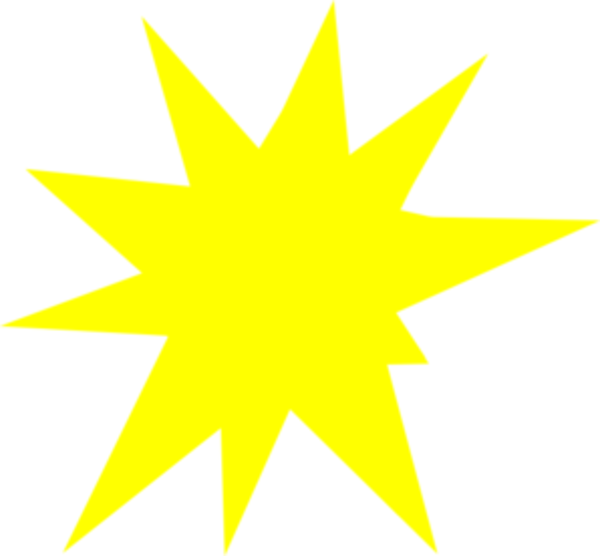 Dot clipart bursts. Burst free images at