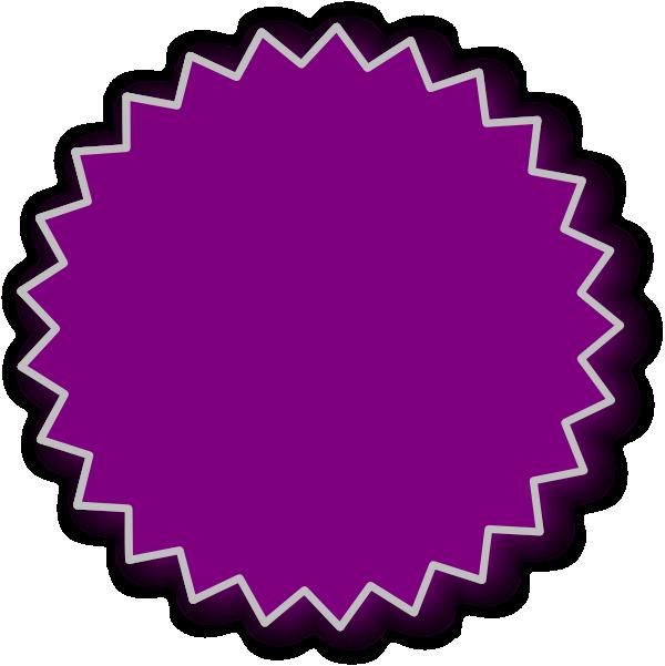 Dot clipart bursts. Pink starburst clip art