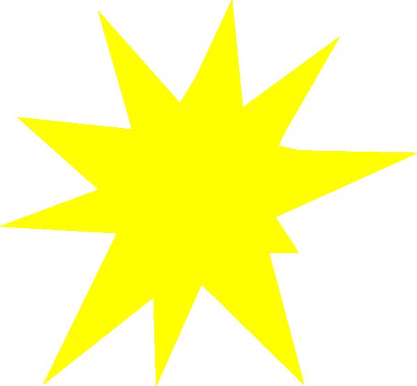 Sun burst clip art. Dot clipart bursts