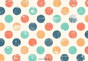 Polka free vector art. Dot clipart colour full