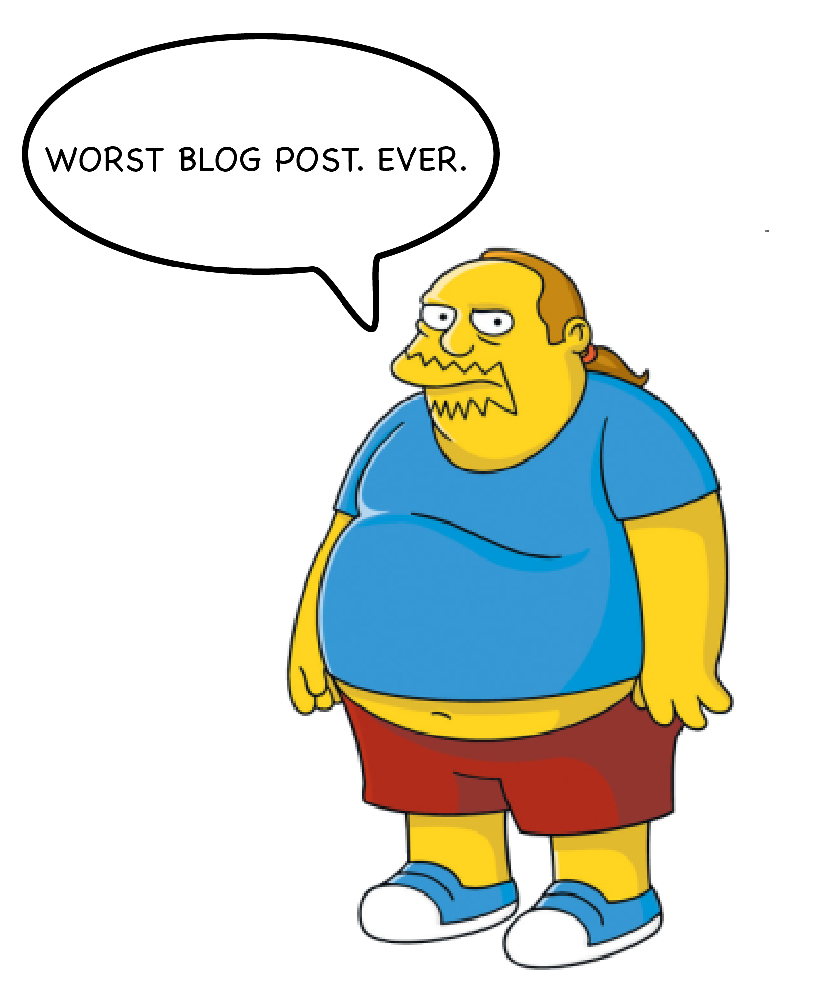 Guy simpsons wiki fandom. Dot clipart comic book