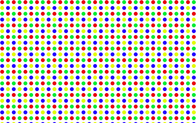 Dot clipart dot pattern. Seamless colorful irregular tightly