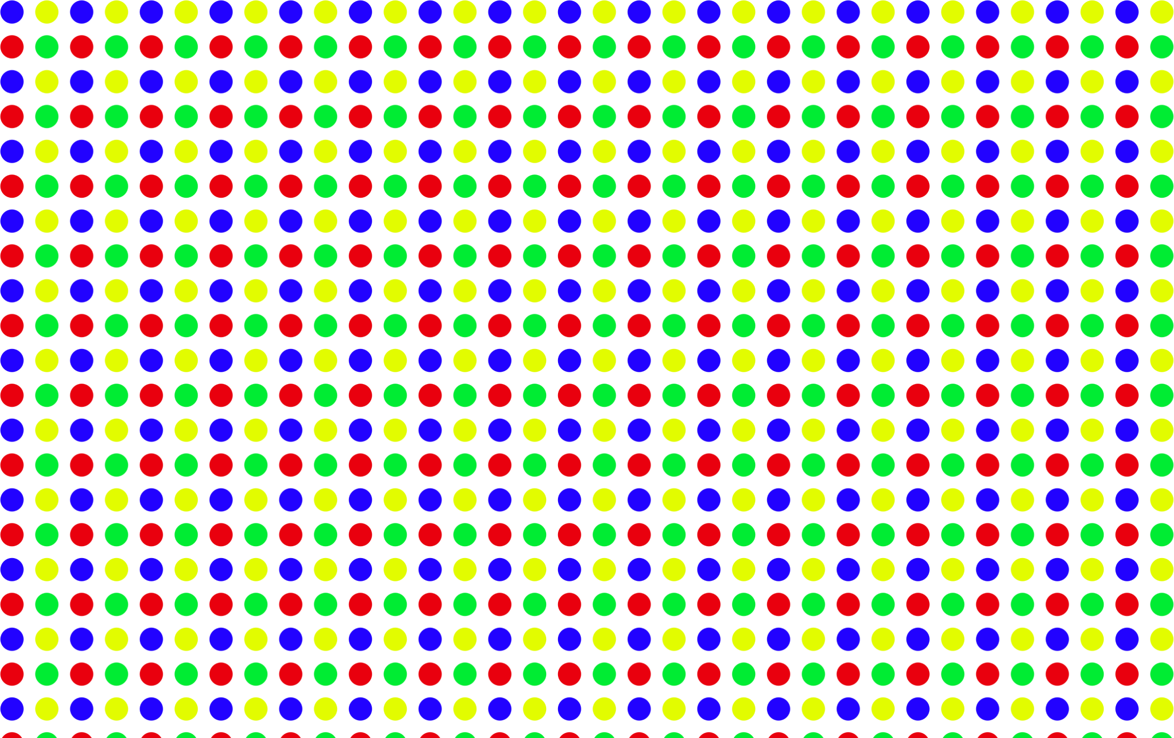 Dot clipart dot pattern. Seamless colorful tightly packed