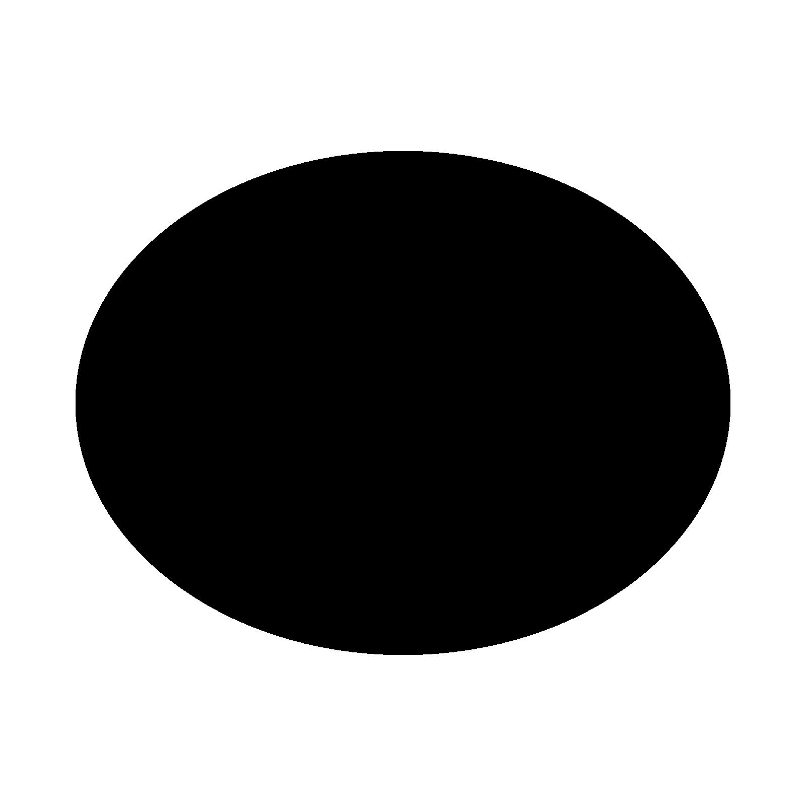 Polka dot clip art. Oval clipart ellipse