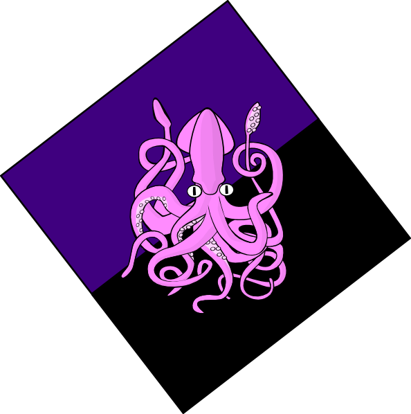 Squid clip art at. Worm clipart giant