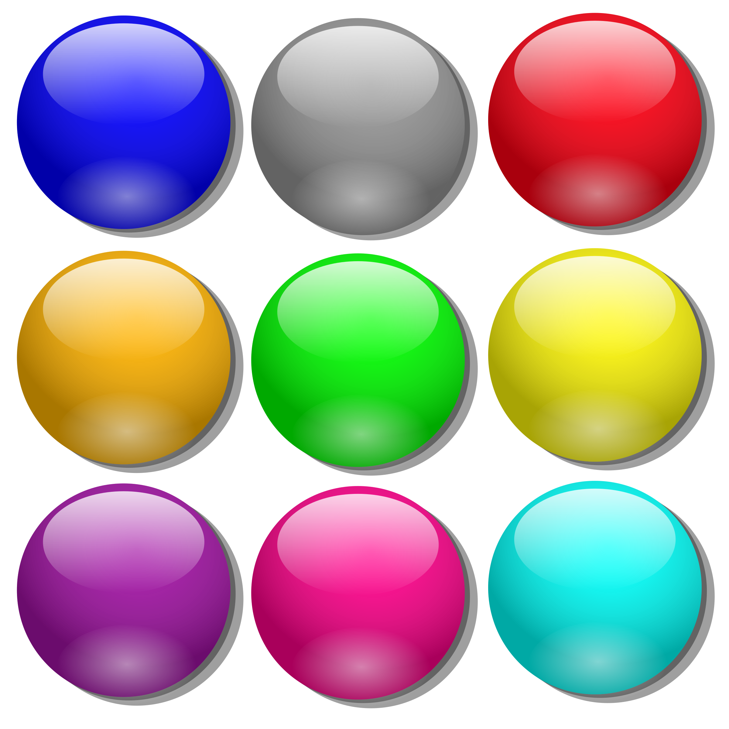 Marbles clipart clip art. Game simple dots big