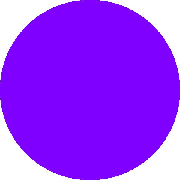 Dot clipart neon. Purple clip art at
