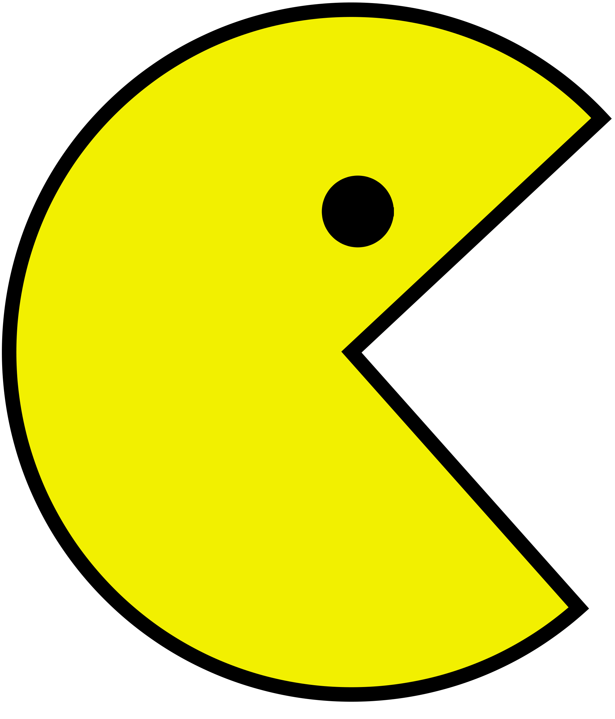 Pac man know your. Youtube clipart pacman