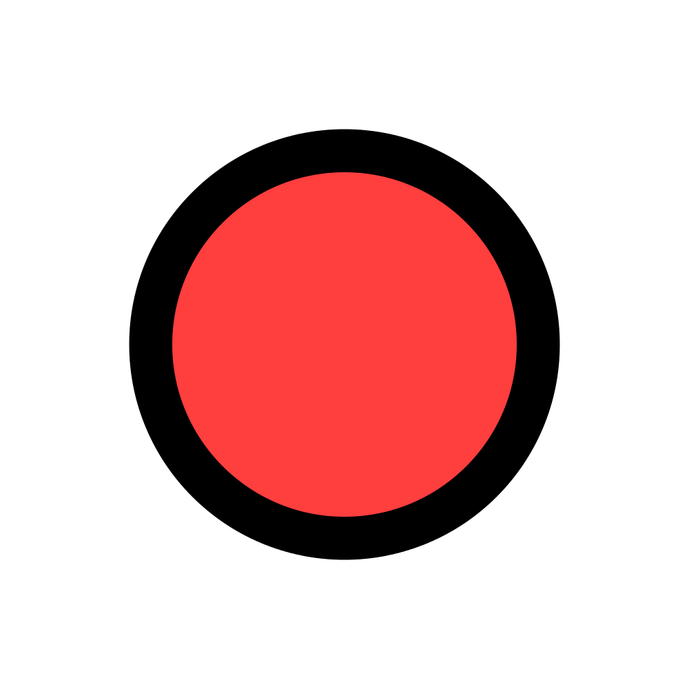 File reddot svg wikimedia. Dot clipart red
