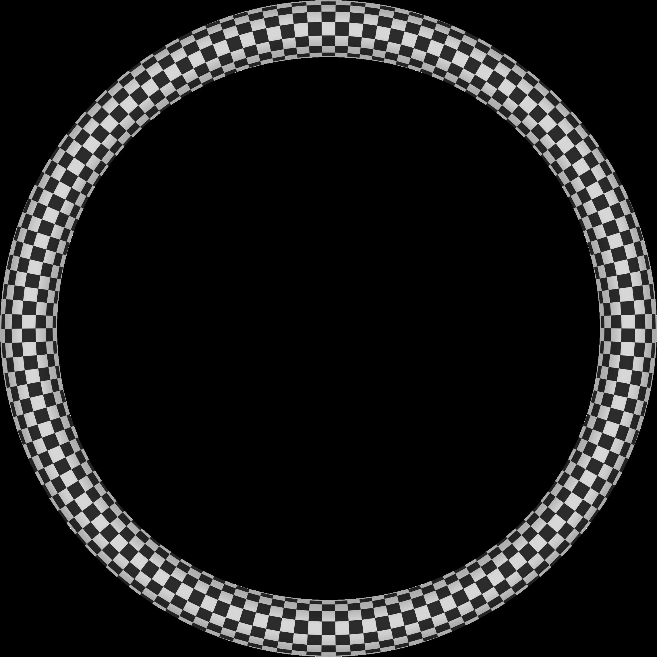 Opti check big image. Dot clipart round