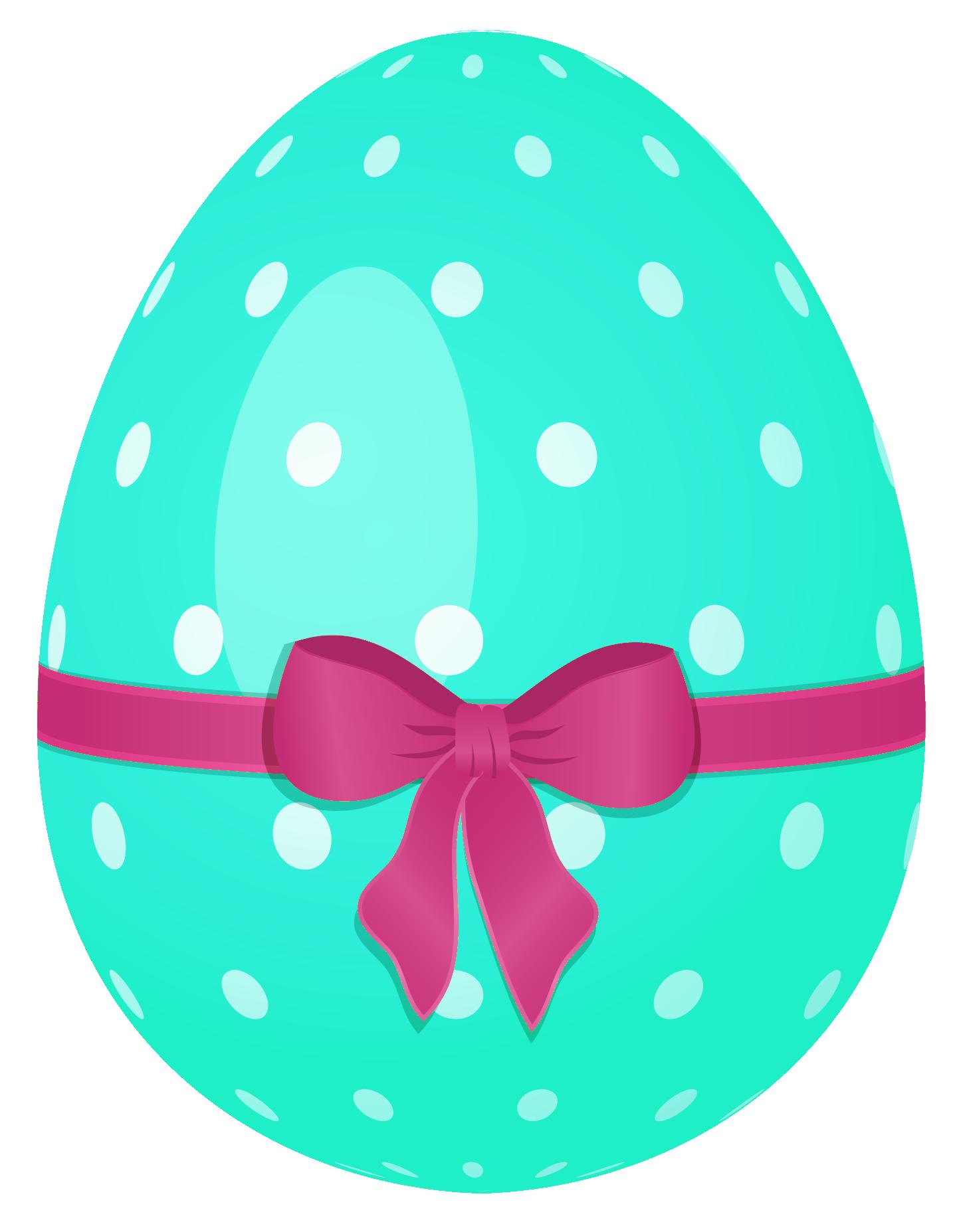 Egg cliparthot of easter. Dot clipart row dot