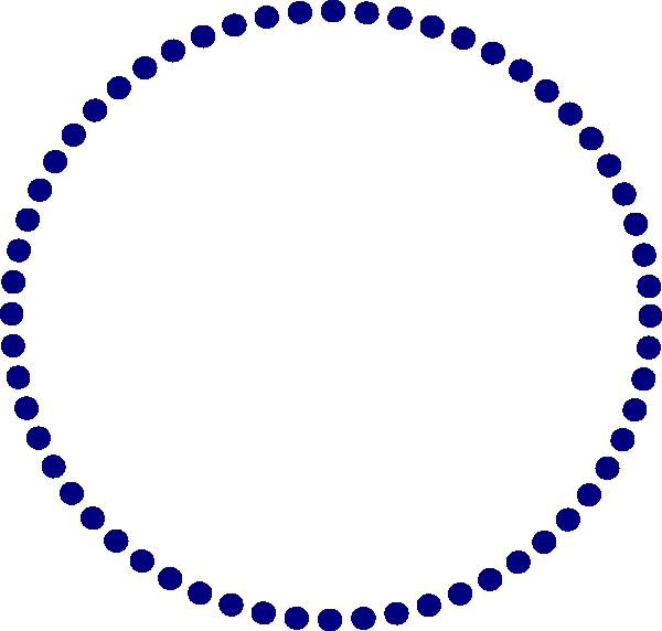 Dot clipart small. Ncg blue dots clip