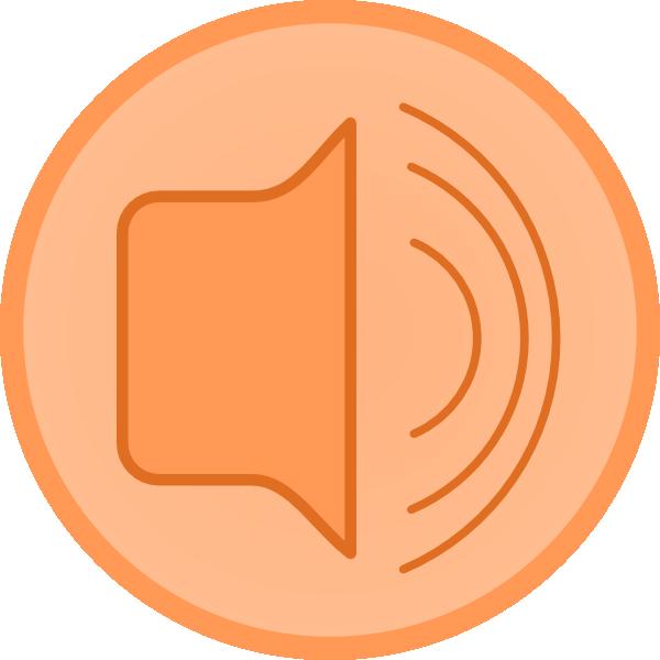 Dot clipart speaker. Audio clip art at