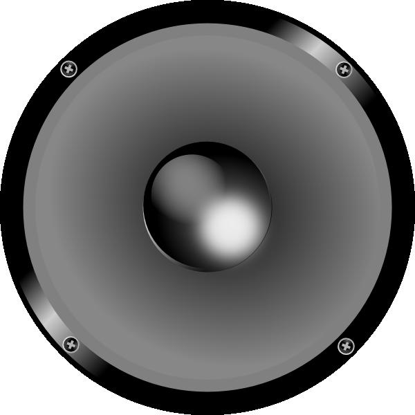 dot clipart speaker