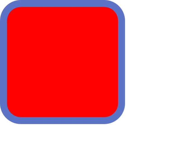Red clip art at. Square clipart sqaure