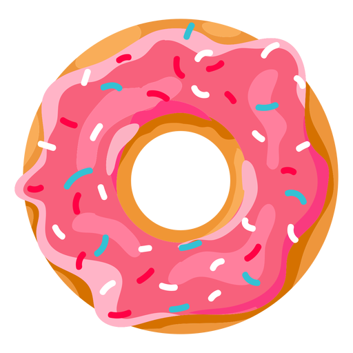Donuts clipart clear background. Best donut ideas on