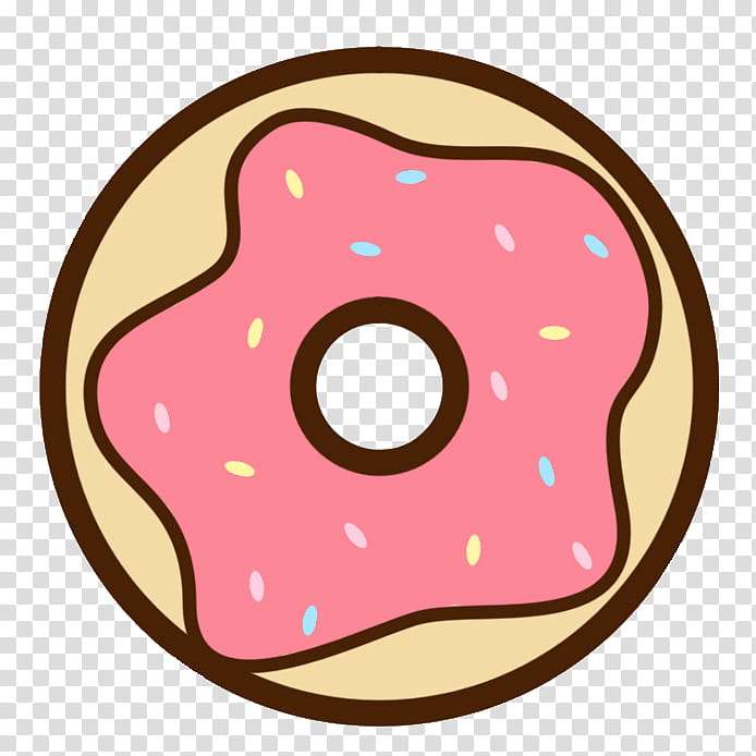 Download white donut transparent. Doughnut clipart background free