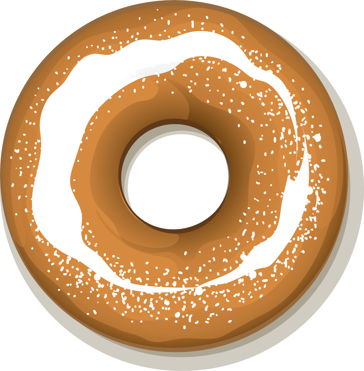 Download free stock icon. Doughnut clipart cinnamon donut