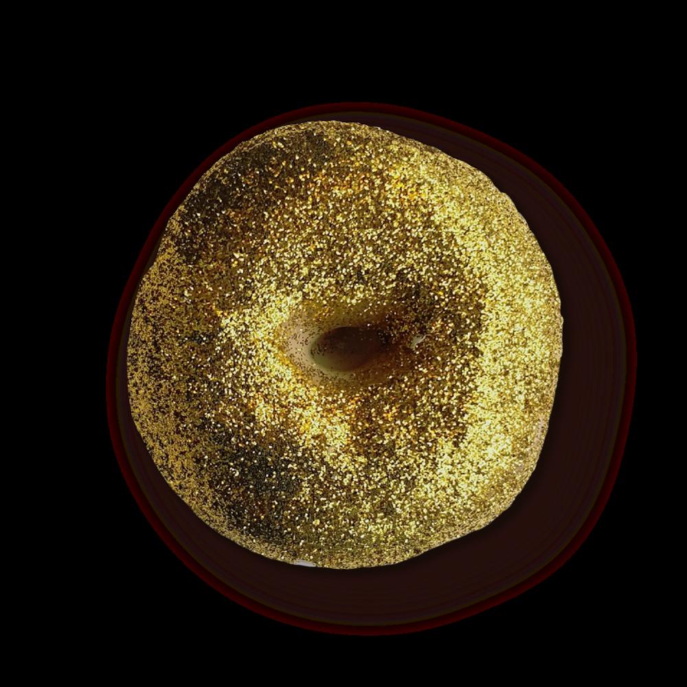 Brewnuts custom donuts. Doughnut clipart cream filled donut