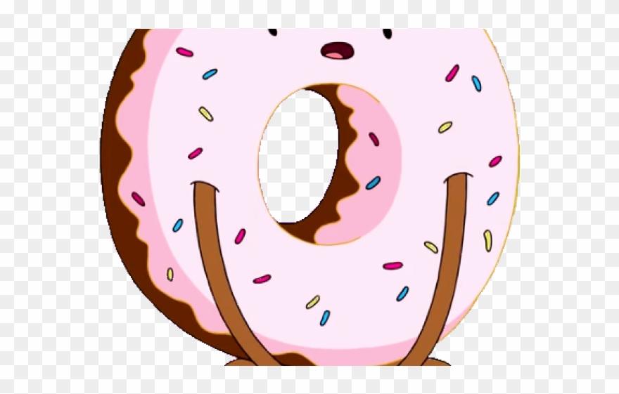 Doughnut clipart donut man. Png download