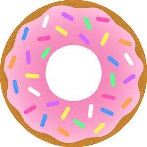 Donut clip art bing. Doughnut clipart emoji