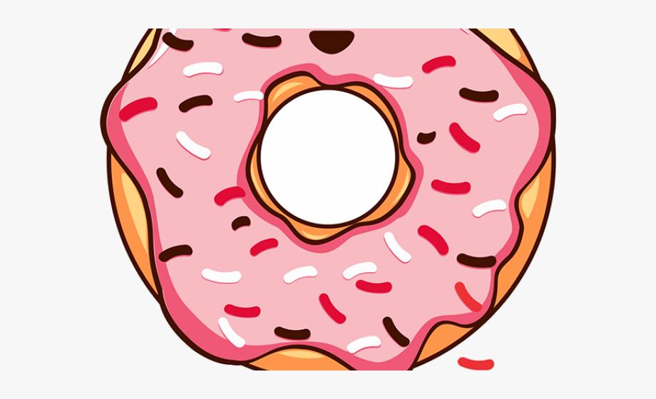 Doughnut clipart happy donut. Dougnut day